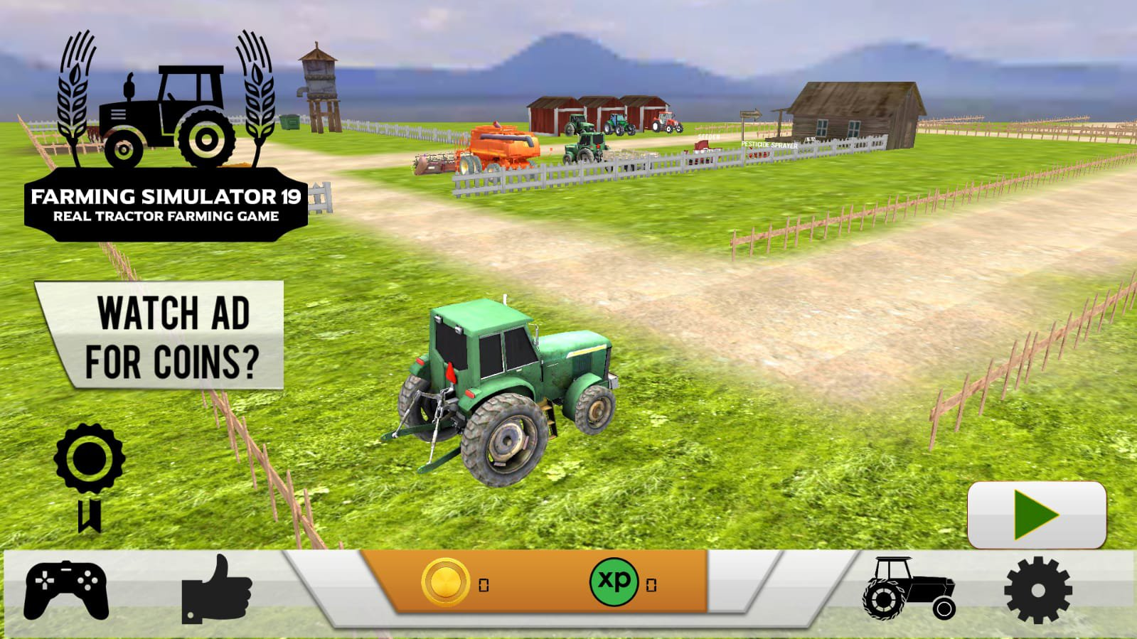 Farming Simulator 19 free
